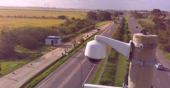 CONTRAN autoriza fiscalização por câmeras